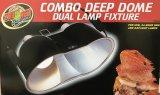 ZOOMEDクランプランプソケット ダブルドーム型(片側160W対応型)